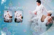 婚纱摄影模板01图片