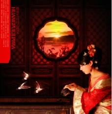 古典中国女性图片