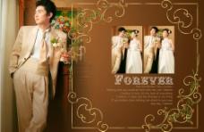 婚纱摄影模板08图片