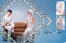 婚纱摄影模板07图片