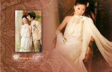 婚纱摄影模板09图片