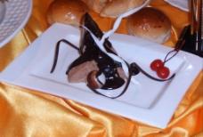 西餐甜品图片