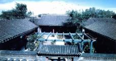 老北京四合院图片