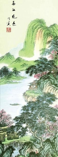 国画 山水图片