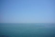海天一色图片