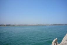 蓬莱海景摄影图片
