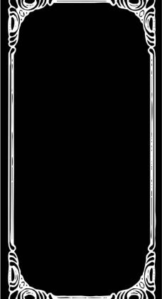 塔罗边框图片