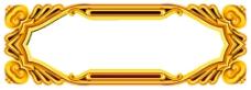 金色边框图片