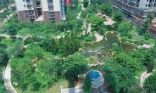 园林全景图片