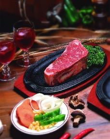 牛排 西餐图片
