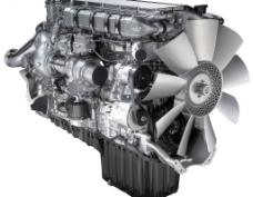 detroit 发动机卡车科技图片