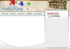 家具公司网站模板图片
