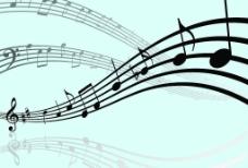 音符 五线谱图片