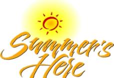 夏太阳图片