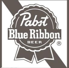 美国蓝带啤酒cdr图片