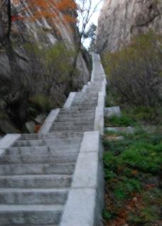 西安山间梯图片