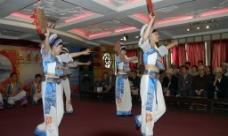 大理三道茶与民族歌舞图片