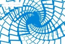 抽象几何图片