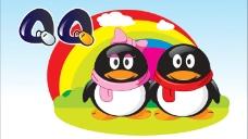 腾讯QQ企鹅图片