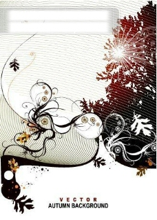 复古动感背景花纹 花边 韩国花纹 装饰花纹 矢量欧美花纹元素 纹理花纹酒吧 时尚绚丽超绚
