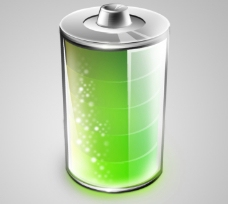 水晶电池图片