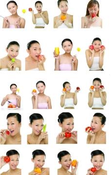 水果美容(系列二)图片