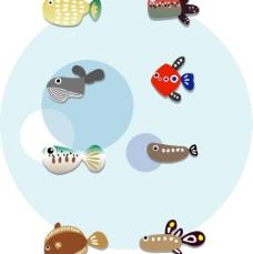海洋魚類圖片