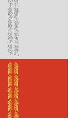 国古典吉祥装饰图案矢量素材图片
