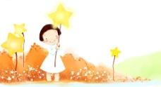 小女孩2图片