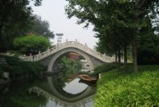北京龙潭湖风景图片