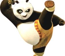 功夫熊猫1图片