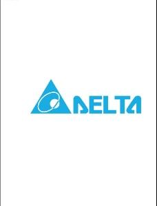 DELTA logo图片