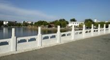 石桥眺望图片