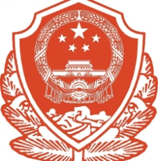 警徽CDR8图片