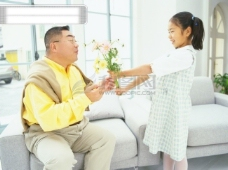家庭 全家 一家人 温馨 幸福 美满 孩子 父母 和谐 欢乐 快乐 天伦之乐 全球首席大百科