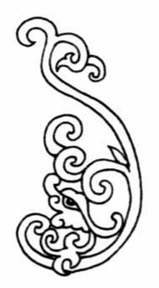 龙的简笔画幼儿-怎样画龙的简笔画-幼儿恐龙简笔画-龙