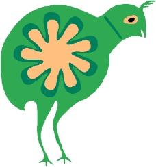 鸟类漫画0364