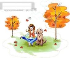 日韩盛典 psd分层素材源文件 卡通女性