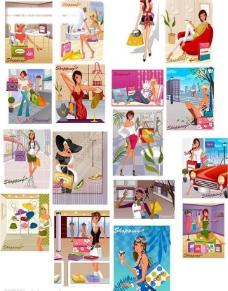 时尚女性图片