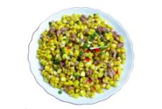 肉茉黄金玉米图片