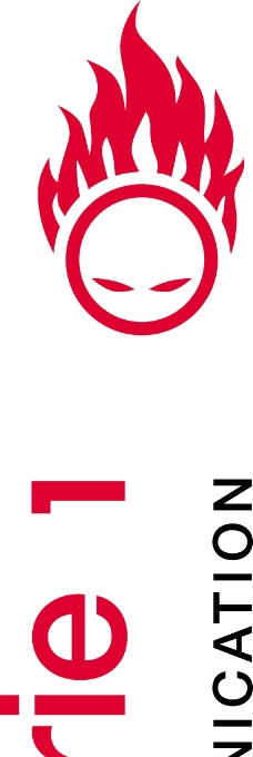 全球广告设计公司矢量标志0201