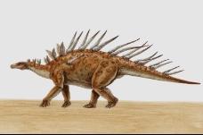 恐龙插画0059