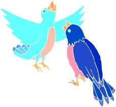 鸟类动物0746