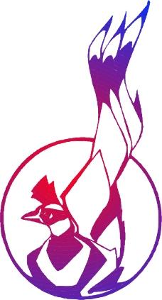 鸟类动物0437