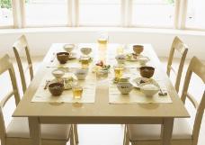 家庭餐桌0049