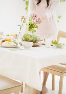 家庭餐桌0118