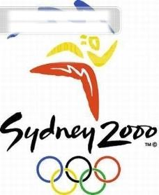 澳大利亚 悉尼 奥运会 会徽